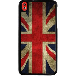 Ayaashii England Flag Back Case Cover for HTC Desire 816::HTC Desire 816 G