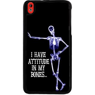 Ayaashii I Have Attitude In My Bones Back Case Cover for HTC Desire 816::HTC Desire 816 G