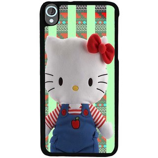 Ayaashii Hello Kitty Back Case Cover for HTC Desire 820::HTC Desire 820Q::HTC Desire 820S