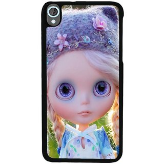 Ayaashii A Cute Doll Back Case Cover for HTC Desire 820::HTC Desire 820Q::HTC Desire 820S