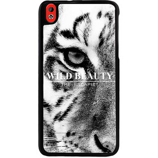Ayaashii Wild Beauty Back Case Cover for HTC Desire 816::HTC Desire 816 G