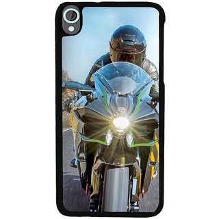 Ayaashii Bike Racer Back Case Cover for HTC Desire 820::HTC Desire 820Q::HTC Desire 820S