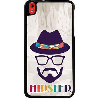 Ayaashii Hipster Back Case Cover for HTC Desire 816::HTC Desire 816 G