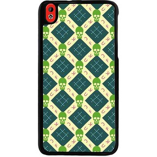 Ayaashii Fcuk Pattern Back Case Cover for HTC Desire 816::HTC Desire 816 G