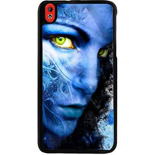 Ayaashii Crusious Girl Back Case Cover for HTC Desire 816::HTC Desire 816 G