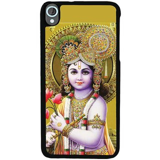 Ayaashii Lord Krishna Back Case Cover for HTC Desire 820::HTC Desire 820Q::HTC Desire 820S