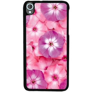 Ayaashii Pink Flowers Back Case Cover for HTC Desire 820::HTC Desire 820Q::HTC Desire 820S