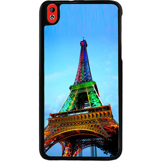 Ayaashii Eiffel Tower Back Case Cover for HTC Desire 816::HTC Desire 816 G