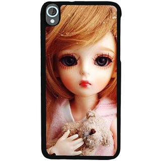 Ayaashii A Inocent Cute Doll Back Case Cover for HTC Desire 820::HTC Desire 820Q::HTC Desire 820S