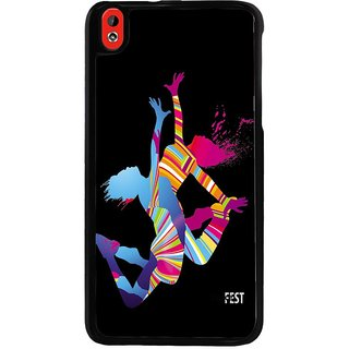 Ayaashii Enjoying Couples Back Case Cover for HTC Desire 816::HTC Desire 816 G