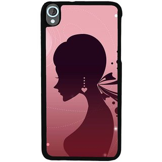 Ayaashii A Beautiful Girl Back Case Cover for HTC Desire 820::HTC Desire 820Q::HTC Desire 820S