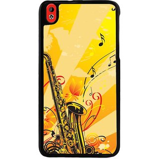 Ayaashii Trumpet Back Case Cover for HTC Desire 816::HTC Desire 816 G
