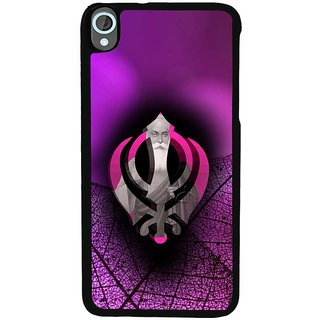 Ayaashii Sickhs Father Back Case Cover for HTC Desire 820::HTC Desire 820Q::HTC Desire 820S