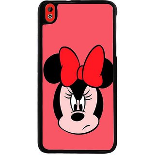 Ayaashii Angry Mouse Back Case Cover for HTC Desire 816::HTC Desire 816 G