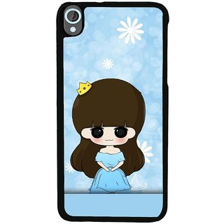 Ayaashii Cute Babby Back Case Cover for HTC Desire 820::HTC Desire 820Q::HTC Desire 820S
