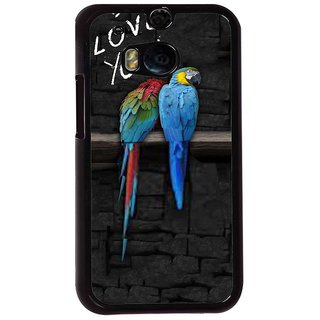Ayaashii I Love You Back Case Cover for HTC One M8::HTC M8