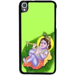 Ayaashii Shree Krishna Back Case Cover for HTC Desire 820::HTC Desire 820Q::HTC Desire 820S