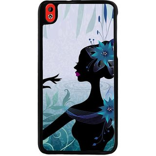 Ayaashii Girl In The Nature Back Case Cover for HTC Desire 816::HTC Desire 816 G