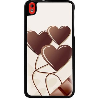 Ayaashii Chocolates Candy Back Case Cover for HTC Desire 816::HTC Desire 816 G