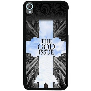 Ayaashii The God Issue Back Case Cover for HTC Desire 820::HTC Desire 820Q::HTC Desire 820S