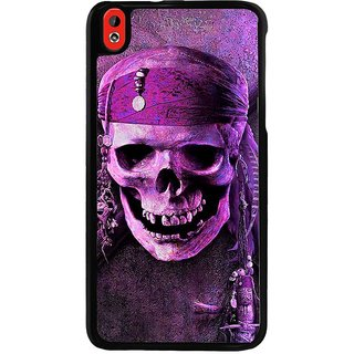 Ayaashii Danger Skul Back Case Cover for HTC Desire 816::HTC Desire 816 G