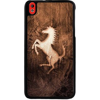 Ayaashii Horse Sketch Back Case Cover for HTC Desire 816::HTC Desire 816 G