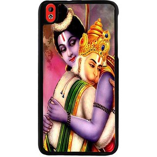 Ayaashii Jai Ram Back Case Cover for HTC Desire 816::HTC Desire 816 G