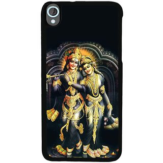 Ayaashii Shree Radha Krishna Back Case Cover for HTC Desire 820::HTC Desire 820Q::HTC Desire 820S