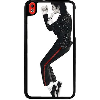 Ayaashii King Of Pop Back Case Cover for HTC Desire 816::HTC Desire 816 G