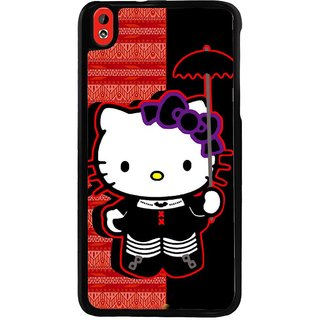 Ayaashii Hello Kitty Back Case Cover for HTC Desire 816::HTC Desire 816 G