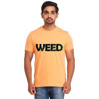 Snoby Weed printed t-shirt (SBY16955)