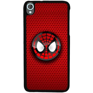 Ayaashii Spider Logo Back Case Cover for HTC Desire 820::HTC Desire 820Q::HTC Desire 820S