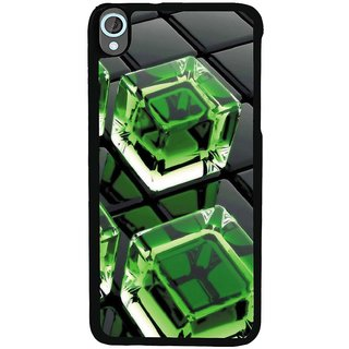Ayaashii Ice Cubes Back Case Cover for HTC Desire 820::HTC Desire 820Q::HTC Desire 820S