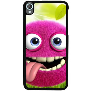 Ayaashii Funny Emoji Back Case Cover for HTC Desire 820::HTC Desire 820Q::HTC Desire 820S