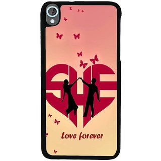 Ayaashii Love Forever Back Case Cover for HTC Desire 820::HTC Desire 820Q::HTC Desire 820S