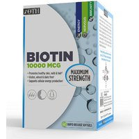 IOTH Biotin 10,000 Mcg Maximum Strength - Super Hair, S