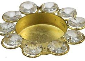 Diwali Diya Lights Candle Holder Home Decoration, Set O