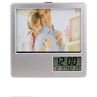 Tuelip Multifunctional Album Pen Holder Stand Calendar Photo Frame Calendar