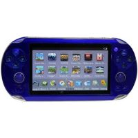 Classic PSP Playstation Games With Camera Handheld Console Blue