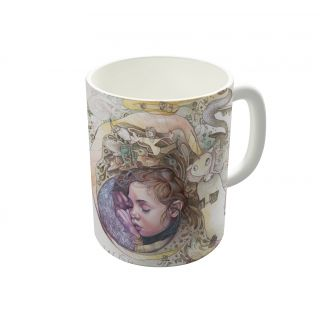 Dreambolic Dreaming Coffee Mug-DBCM21277