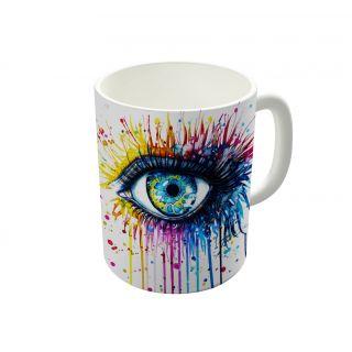 Dreambolic Rainbow Eye Coffee Mug-DBCM22155
