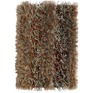 Die Designers Studio Hand Made Shaggy Carpet