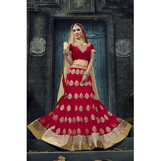 Hetal's Boutique - Georgette Fabric Lehenga Choli #260