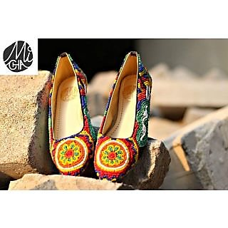 MiCha colourful beaded bellies