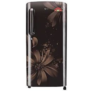 LG 190 L Single Door Refrigerator (Hazel Aster) - GL-B201AHAN