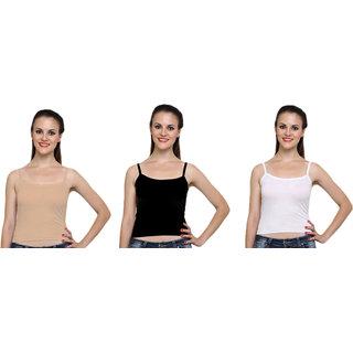 Dealseven Multicolor Plain T-Shirt Bra