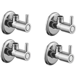 SSS - Angle Valve with Flench (Set of 4)