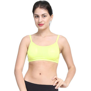 Dealseven Yellow Sports Bra