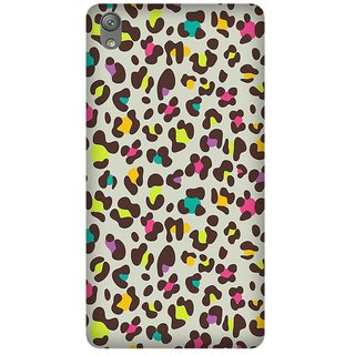 Super Cases Premium Designer Printed Case for Sony Xperia E5