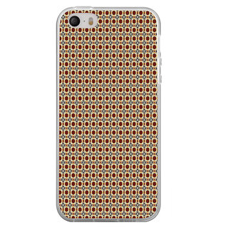 ifasho Animated Pattern design many small flowers  Back Case Cover for Apple Iphone 4